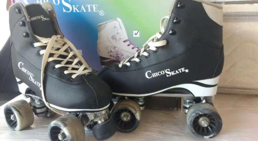Patines artísticos marca Chico'Skate 0