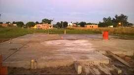 vendo terreno 20x43, con casa en construcción (16x17 aprox), en la localidad de ita ibate , corrientes