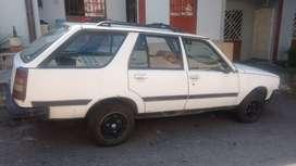 Camioneta Particular Renault 18