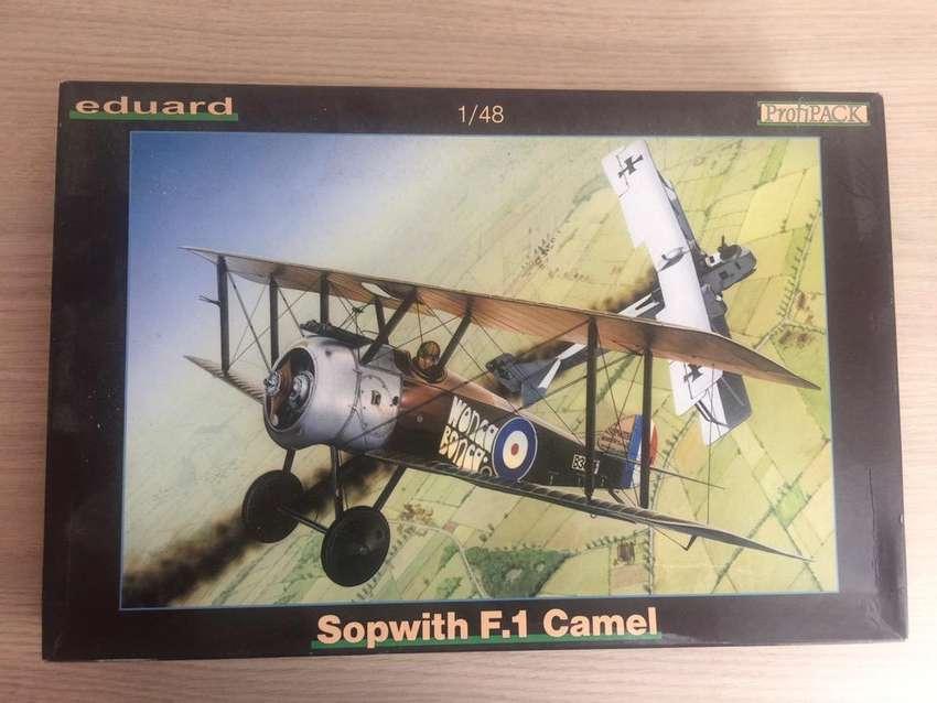 Sopwith F.1 Camel 1/48 eduard 0