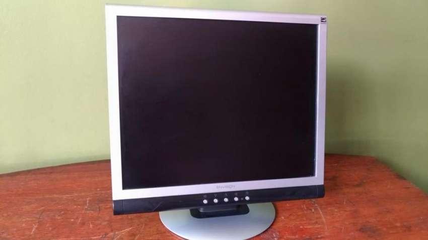 MONITOR, PANTALLA LCD ENVISION, 17 P. PERFECTO ESTADO!!! 0