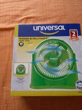 Ventilador d mesa Universal