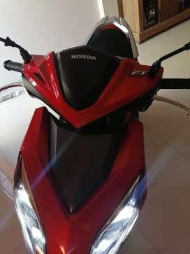 Venta de moto honda elite 125