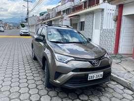 Vendo Toyota RAW4 seminuevo