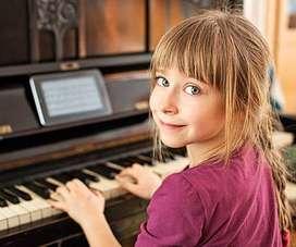 Clases de piano Virtuales