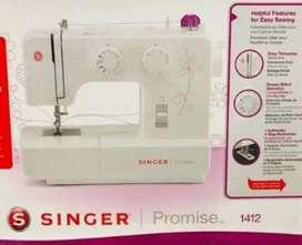 Máquina de coser Singer promisse-1412 12 puntos