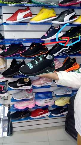 Zapatillas económicas calzados