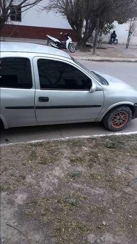 Chevrolet corsa año 2000 gasolero re económico vtv bijente motor 1.7 gravado de auto partes no deve nada soy titular