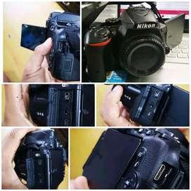 Cara Nikon D5500