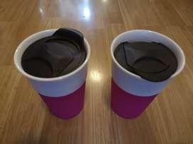 Vasos de ceramica térmicos