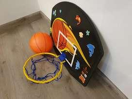 Tablero de basketball niños