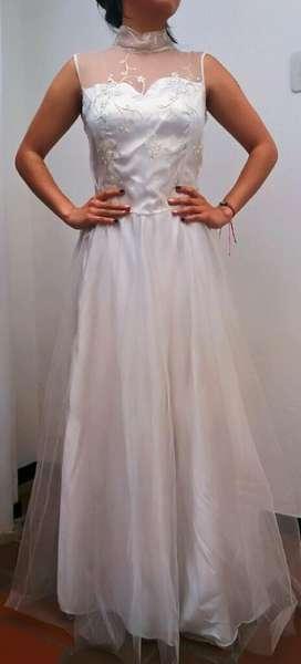 Hermoso Vestido Novia