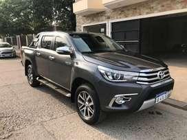Vendo!! Toyota Hilux 4x4 2017 SRX Aut