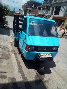 Motocarro Piaggio del 96 Libre De Impuestos