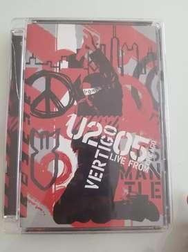 U2 Vertigo 2005 - Live From Chicago Dvd Original