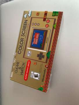 Nintendo Game and Watch Super Mario