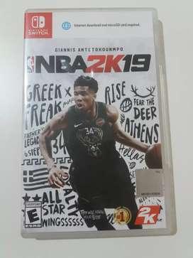 NBA2K19/ Nintendo Switch