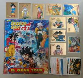 Album Dragon Ball Gt