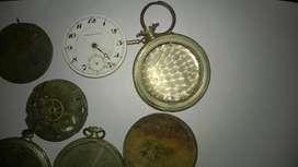 Relojes De Bolsillo Para Repuestos