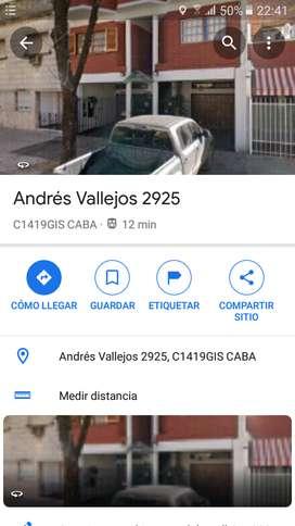 Alquiler cochera CUBIERTA villa pueyrredon