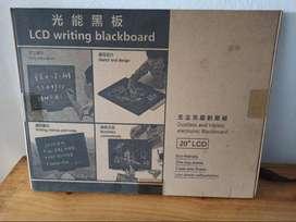 Pizarra interactiva LCD de 20 pulgadas