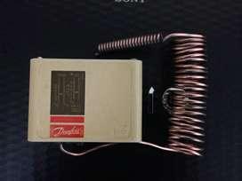 Termostato refrigeración industrial Danfoss con diferencial