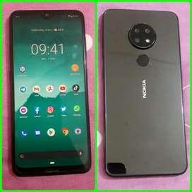 Nokia 6.2 color negro