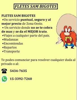 Transportes Sam Bigotes