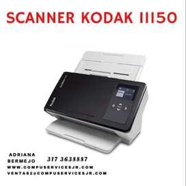SCANNER KODAK  i1150 usado