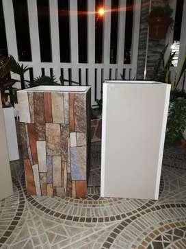 Materas elegantes para interiores y exteriores.
