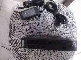 Lenovo thinkcentre m92p, core i5 3th, 8gb en ram, disco de 250gb