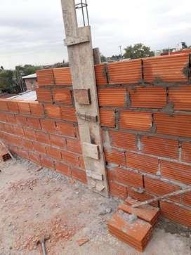 Trabajos dd construccion en Gral..