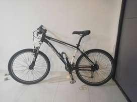 Vendo bicicleta specialized todo terreno