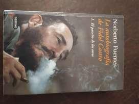 la autobiografia de fidel castro , norberto fuentes , el paraiso de los otros