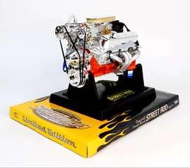 Motor a Escala de Colección Street Rod Liberty Classics