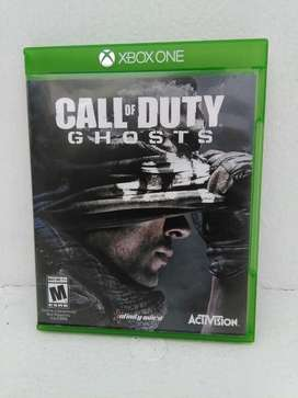 Call Of Dutty Ghosts Xbox One