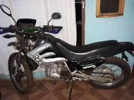 Vendo moto Tundra 200cc