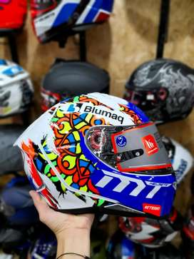 Casco MT REVENGE 2 Ultima coleccion