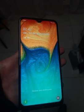 Vendo Samsung Galaxy A30 con cargador