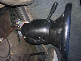 Mitsubischi timon con air bag