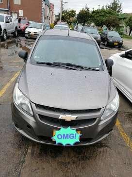 Vendo carro Chevrolet Sail