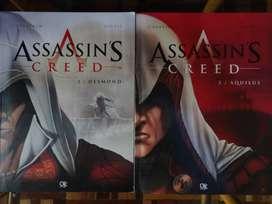Assassins Creed (Comics) Vol. 1 y 2