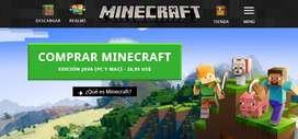 Minecraft Premium Pc Con Capa Optifine