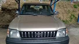Toyota land cruiser prado año 2004 4x4