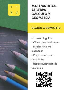 Matemáticas - Física