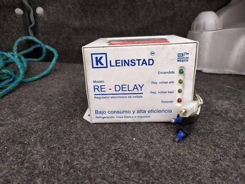 Regulador de Voltaje 110v Refrigeracion 0