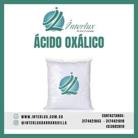 Acido blanco - oxálico
