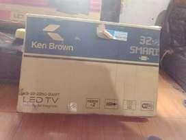 Smart tv 32 nuevo. Para repuestos