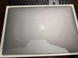 """Macbook Pro 15.4"""" Core I7 16Gb 256Gb 20 Ciclos"""