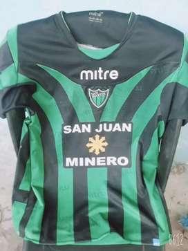 Camiseta San martin de San juan original talle L acepto mercado pago transferencia